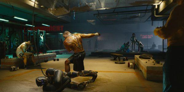 Cyberpunk 2077 Crunch Promise from CD Projekt Red