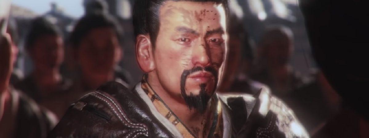 Total War Three Kingdoms Launch Trailer Liu Bei