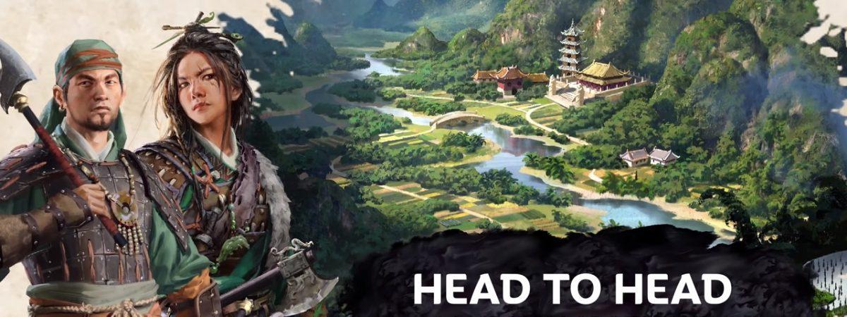 Total War Three Kingdoms Multiplayer Campaign Showcase