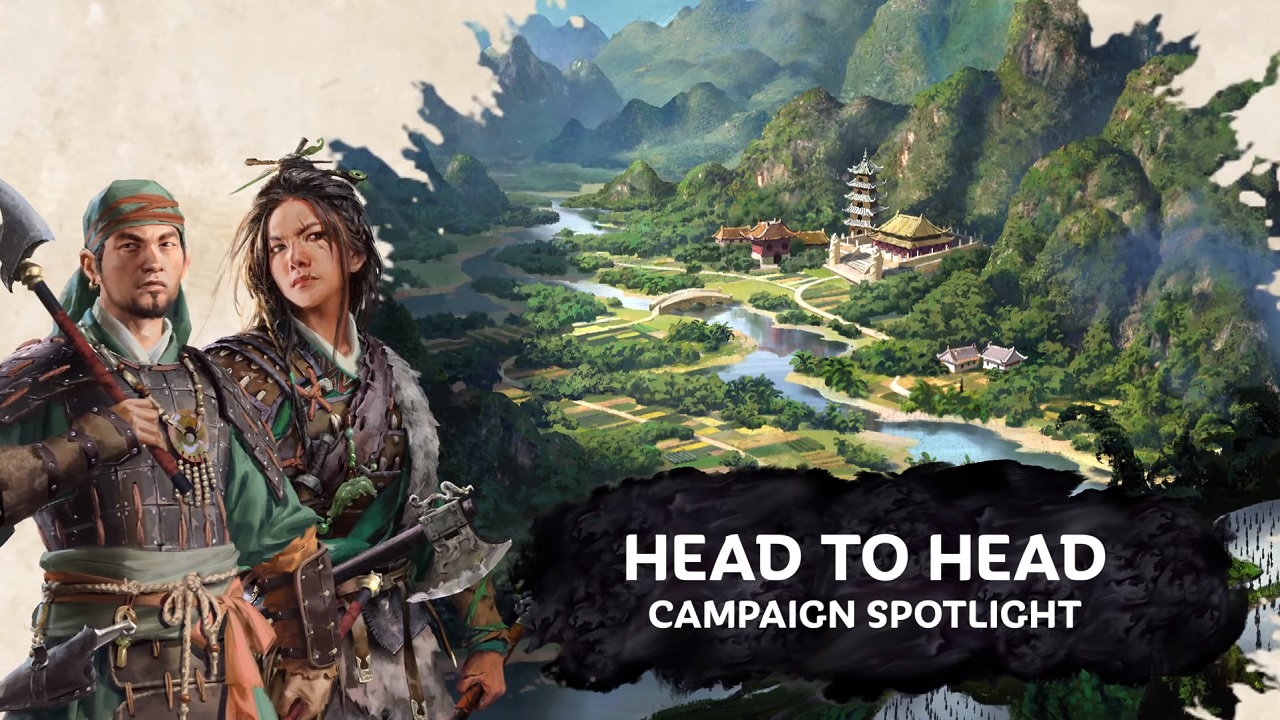 Total War: Three Kingdoms Multiplayer Campaigns Revealed