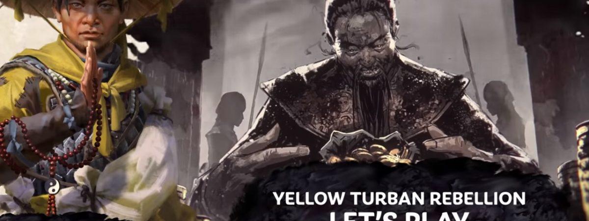 Total War Three Kingdoms Yellow Turban DLC Gameplay Revealed