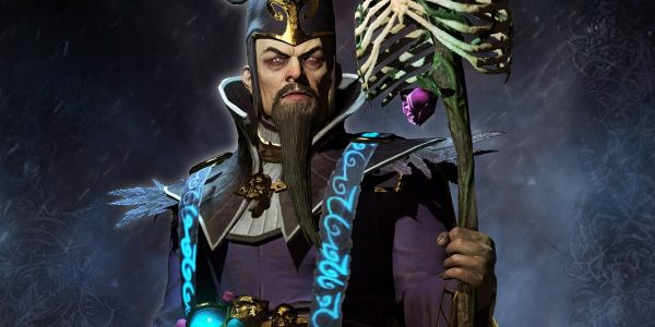 Total War Warhammer 2 Update Amethyst Wizard