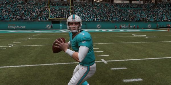 be276264 Madden 20 Teases Josh Rosen Debut: How to Add Him To Dolphins Roster ...