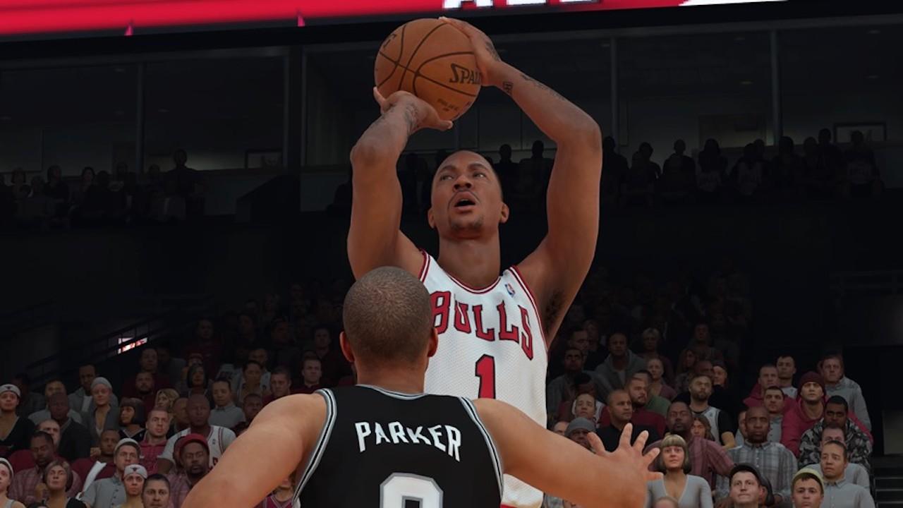 premium selection 3d3e1 e03c1 NBA 2K19 20th Anniversary Packs Celebrate Derrick Rose With ...