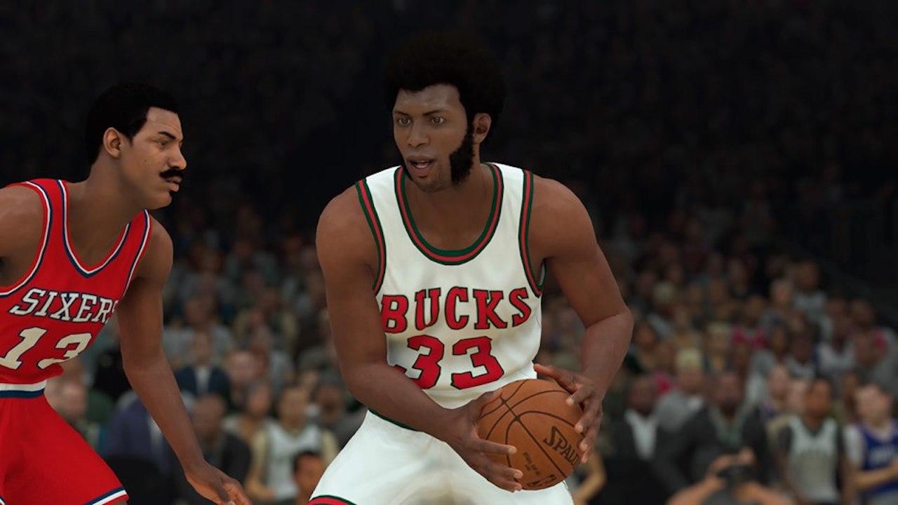 buy popular b57ca 1640b NBA 2K19 MyTeam Players: John Wall, Kareem Abdul-Jabbar Get ...