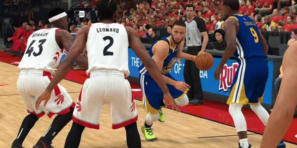 NBA 2K19 Team Ratings: Raptors vs  Warriors NBA Finals