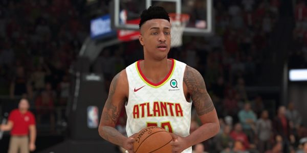 NBA 2KTV Episode 36 Video Features Hawks' John Collins Naming His