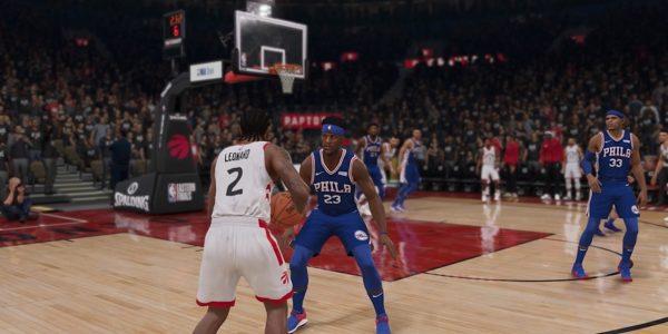 NBA Live 19 Playoffs Simulation: Philadelphia 76ers vs