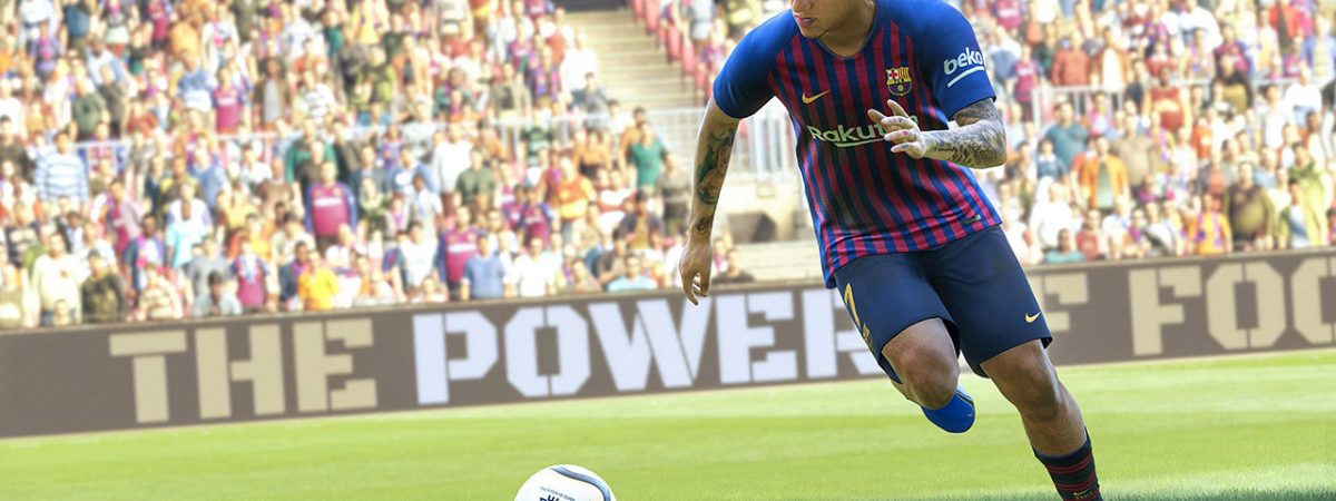 PES 2019 Data Pack Update Brings New Faces, Fixes To Pro Evolution