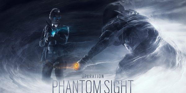 Rainbow Six Siege Operation Phantom Sight reveal