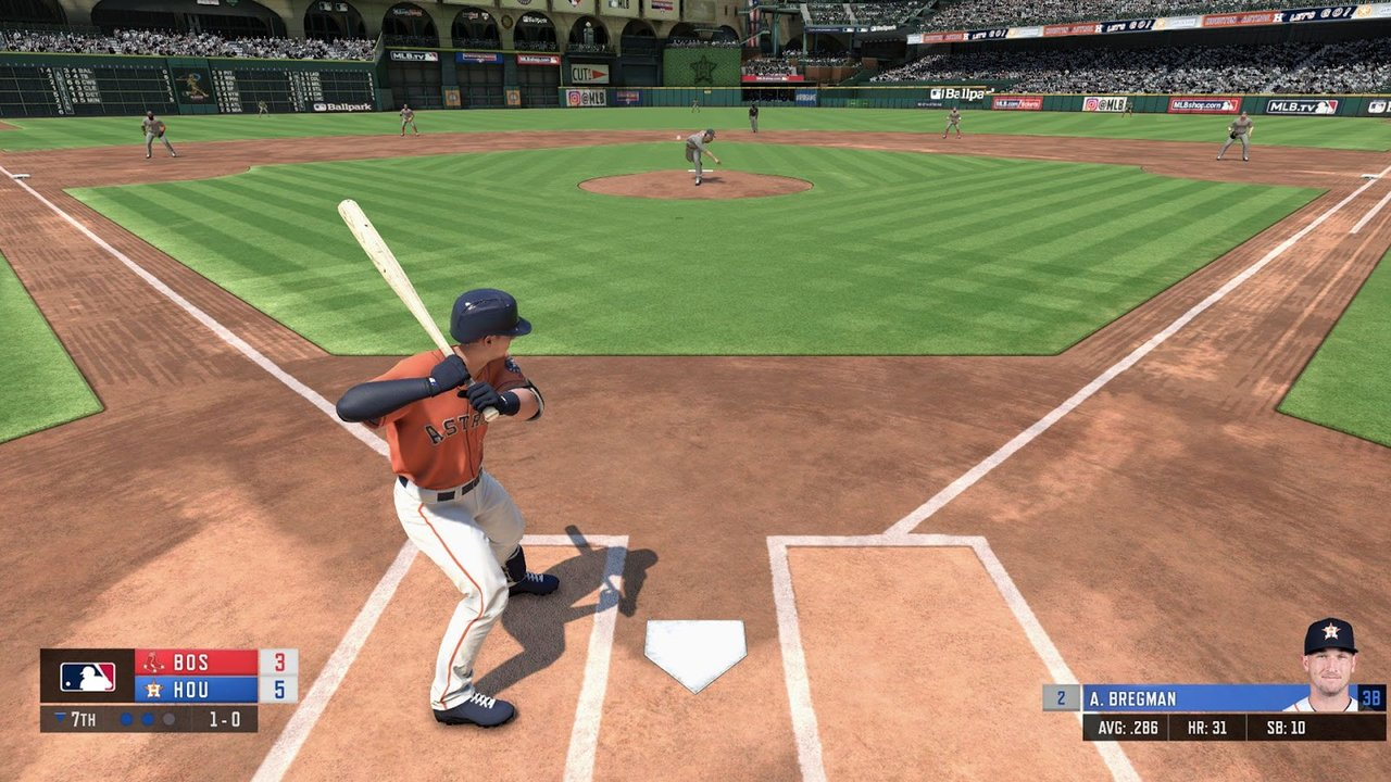 RBI Baseball 19 Cover Athlete Alex Bregman Named Starter in MLB All
