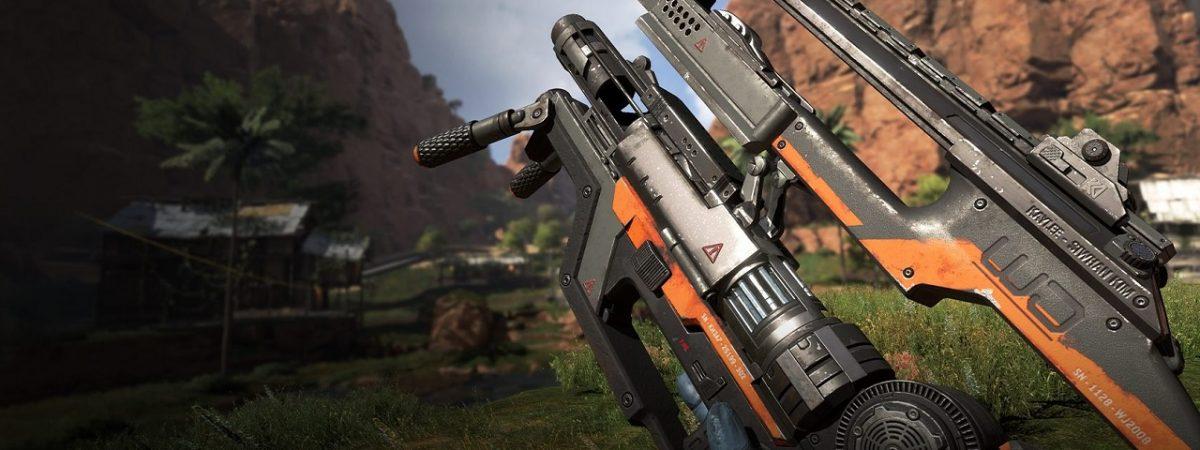 Apex Legends Season 2 Weapons Update Details
