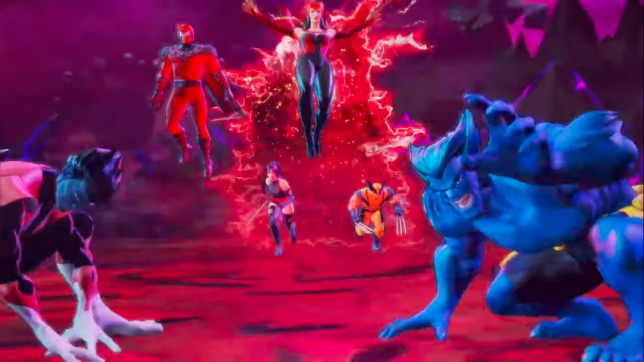 Beast Joins the X-Men in Ultimate Alliance 3
