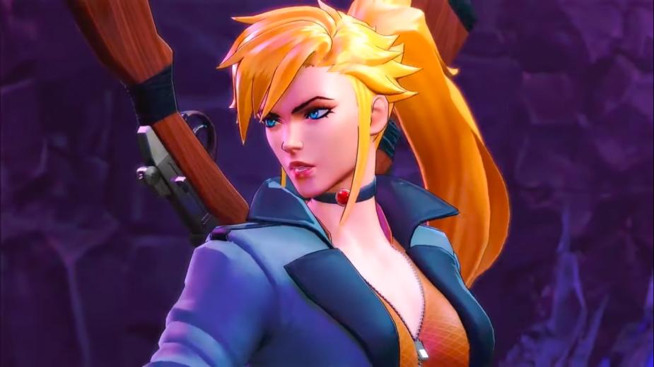 Elsa Bloodstone Arrives To Ultimate Alliance 3