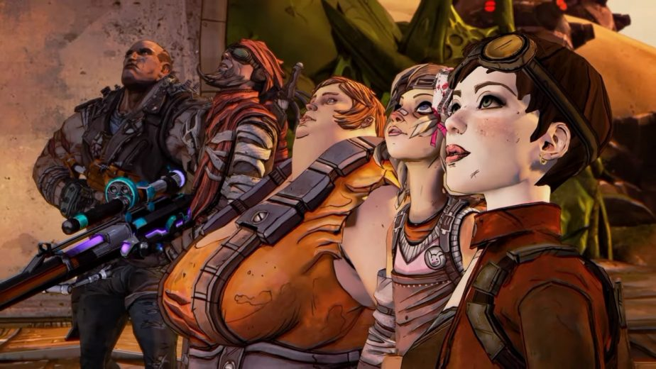 Borderlands 2 DLC Announced and Released 2