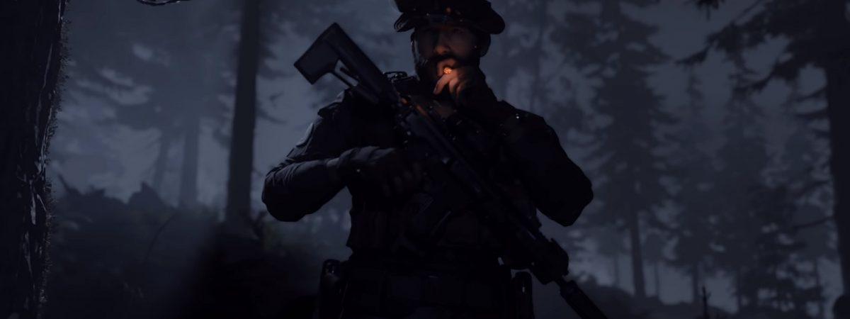 Call of Duty Modern Warfare Villain Russian General