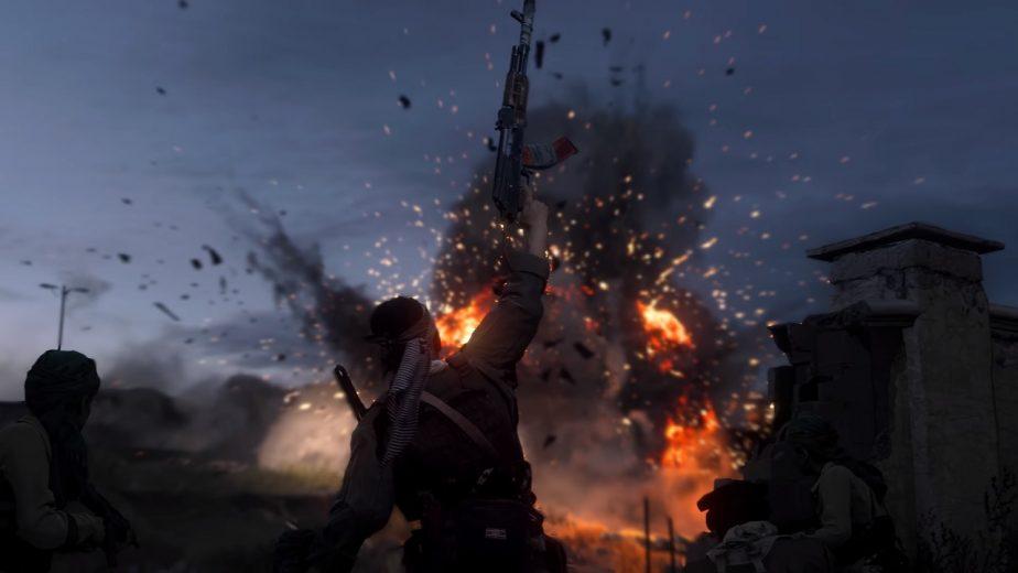 Call of Duty Modern Warfare Villain Russian General 2
