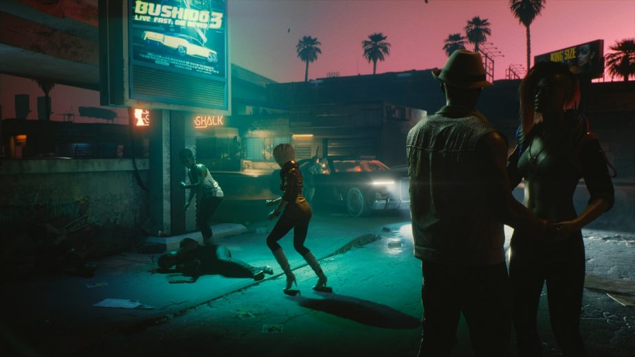 Cyberpunk 2077 Console Launch Could Come to Next-Gen Consoles 2
