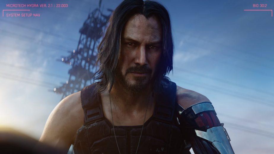 Cyberpunk 2077 E3 2019 Trailer 2