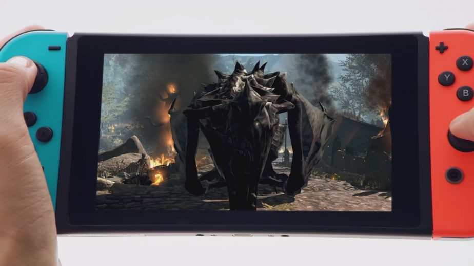 Elder Scrolls: Blades Announced for the Nintendo Switch