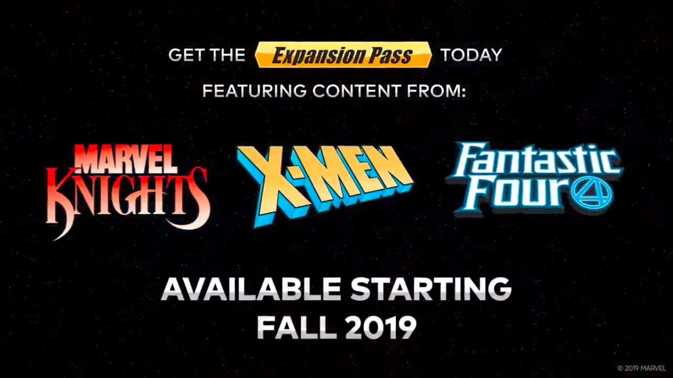 A Fall Expansion Pass Announced for Ultimate Alliance 3