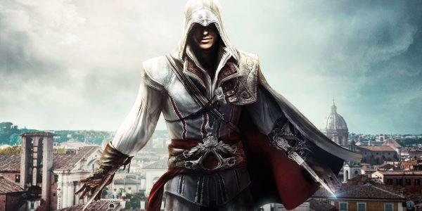 Ezio the birthday boy