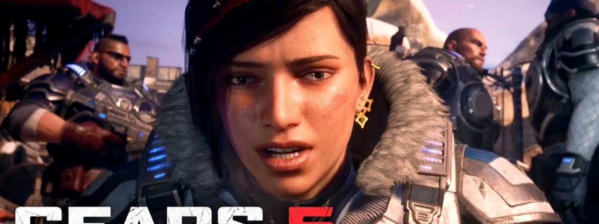 urprisingly, Gears 5 on PS4 may actually happen.