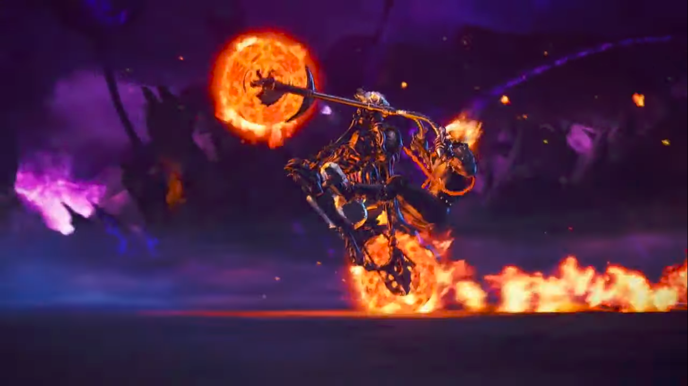 Ghostrider Re-enters Ultimate Alliance
