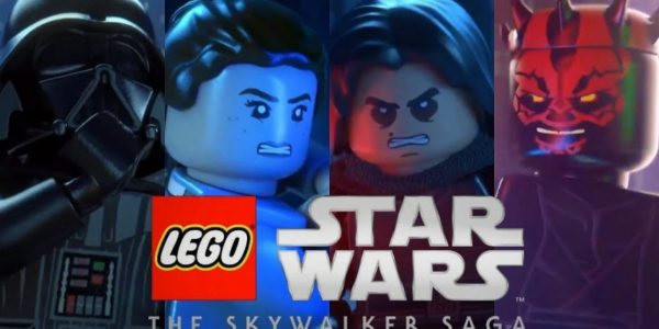 E3 2019 preview/interview: Lego Star Wars: The Skywalker Saga