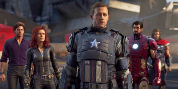 Marvel's Avengers will feature exclusive content on PS4.