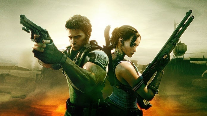 Switch gamers will be able to play Resident Evil 5 and 6.
