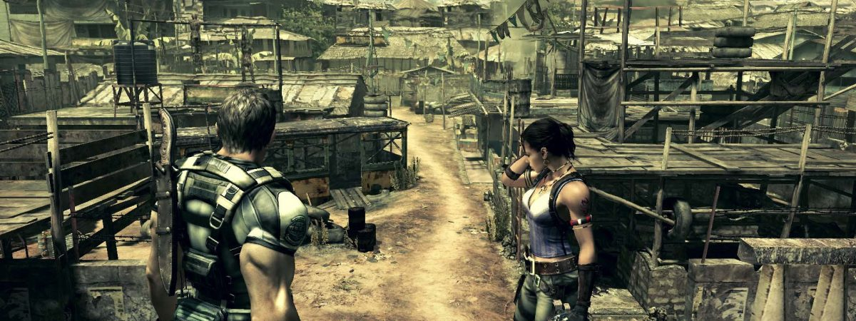 Resident Evil 5 and 6 will be available to play soon on Nintendo Switch.