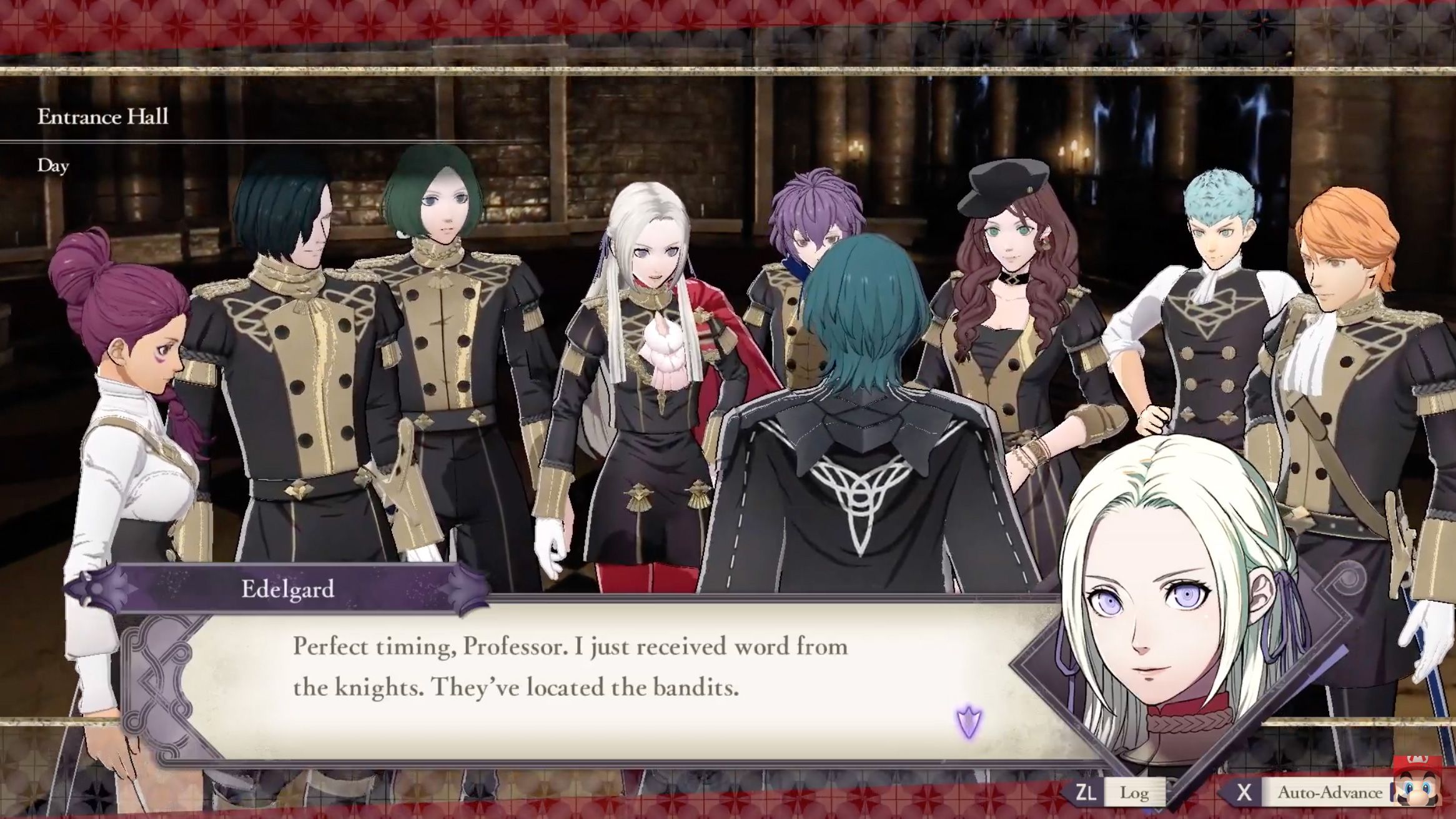 Fire Emblem: Three Houses Features A Host of Characters