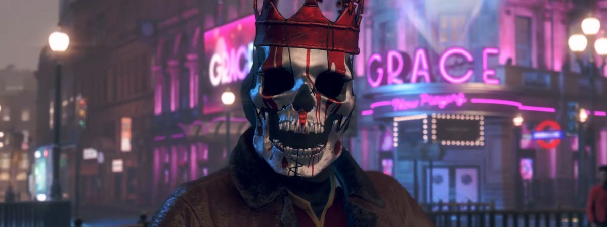 Watch Dogs Legion is on the way, with a brand new world premiere trailer out now.