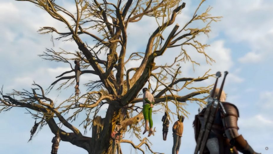 Witcher 3 Wild Hunt Nintendo Switch Port Trailer 2