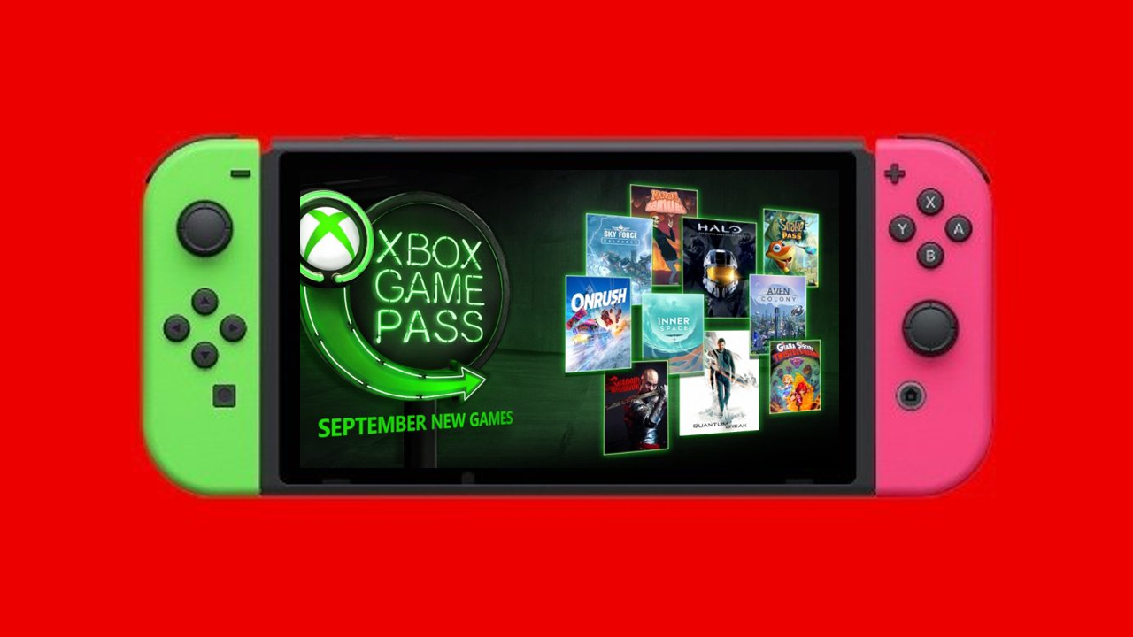 Xbox Game Pass Could Come to Nintendo Switch