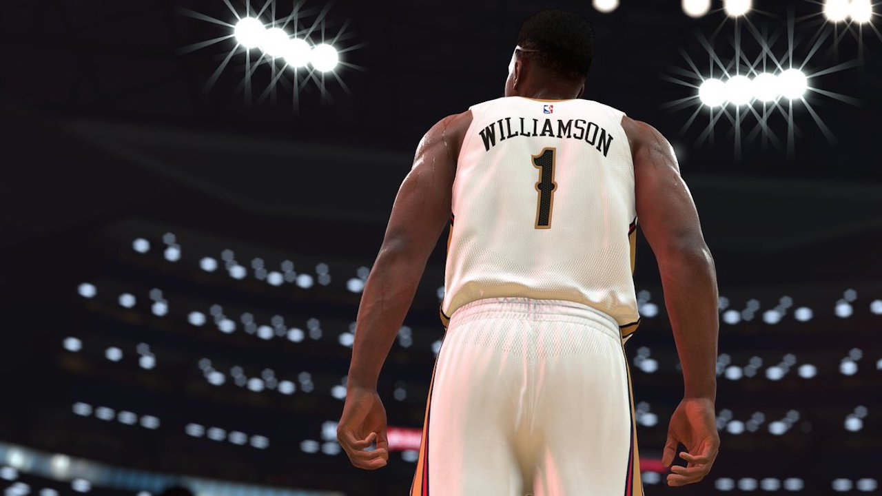 NBA 2K19 Draft Day Posts Celebrate Zion Willamson, Polls Fans For