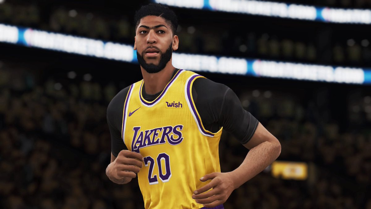 NBA Live 19 Rosters: How to Update Pelicans, Lakers Players After Anthony Davis Trade