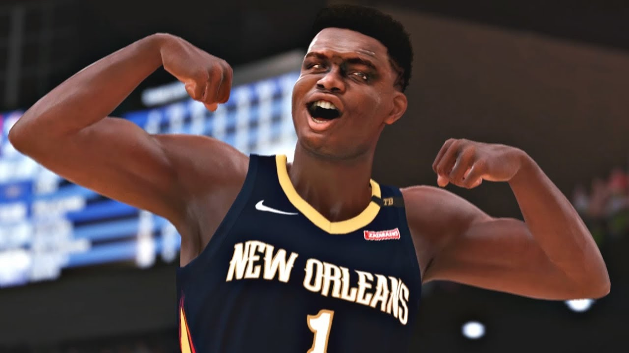 Nba Live 20 Cover Rumors Zion Williamson Received Offer To Appear