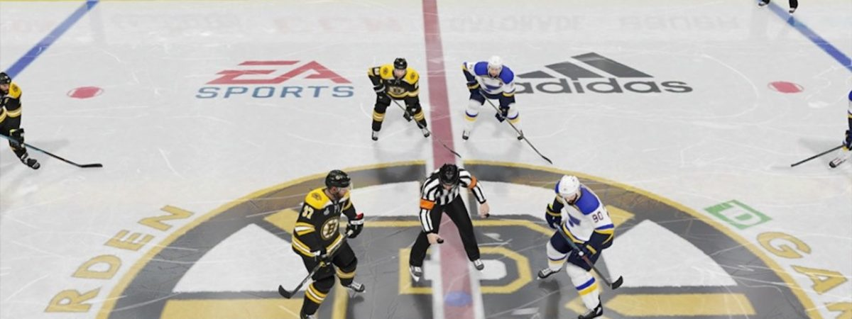 nhl 19 stanley cup finals simulation prediction blues vs bruins game 7
