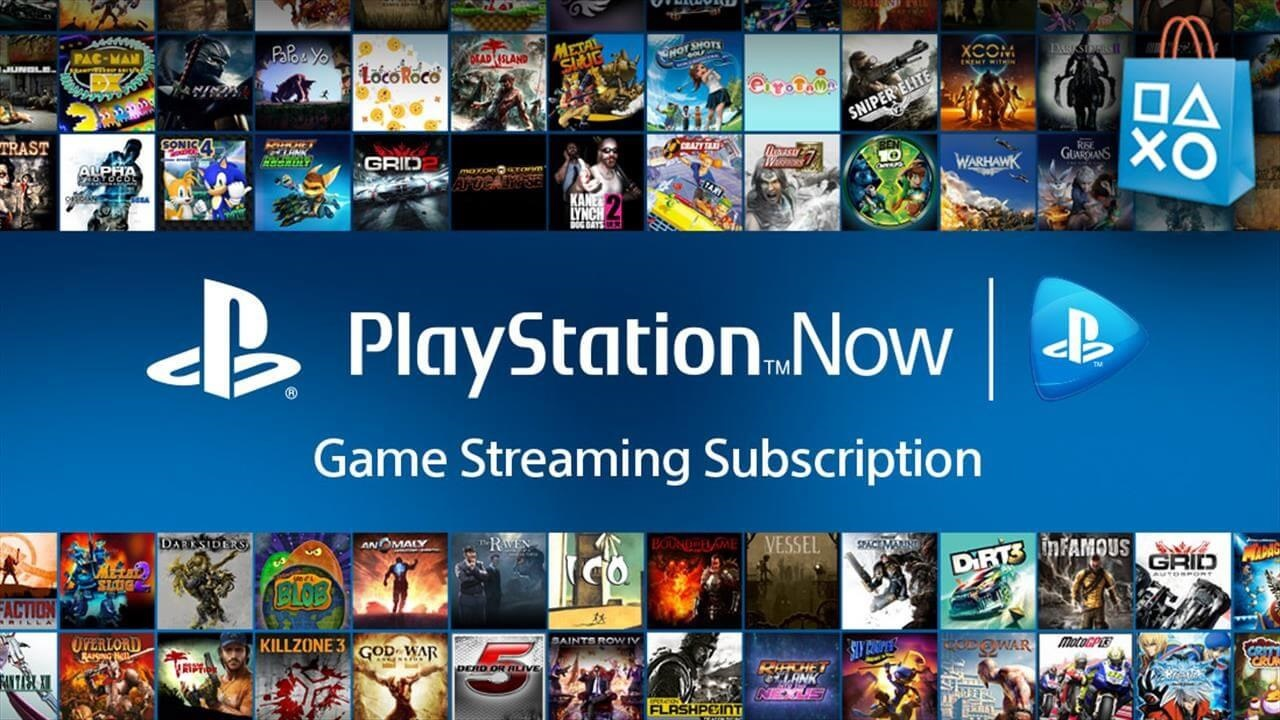 PlayStation Now PS5 Sony push
