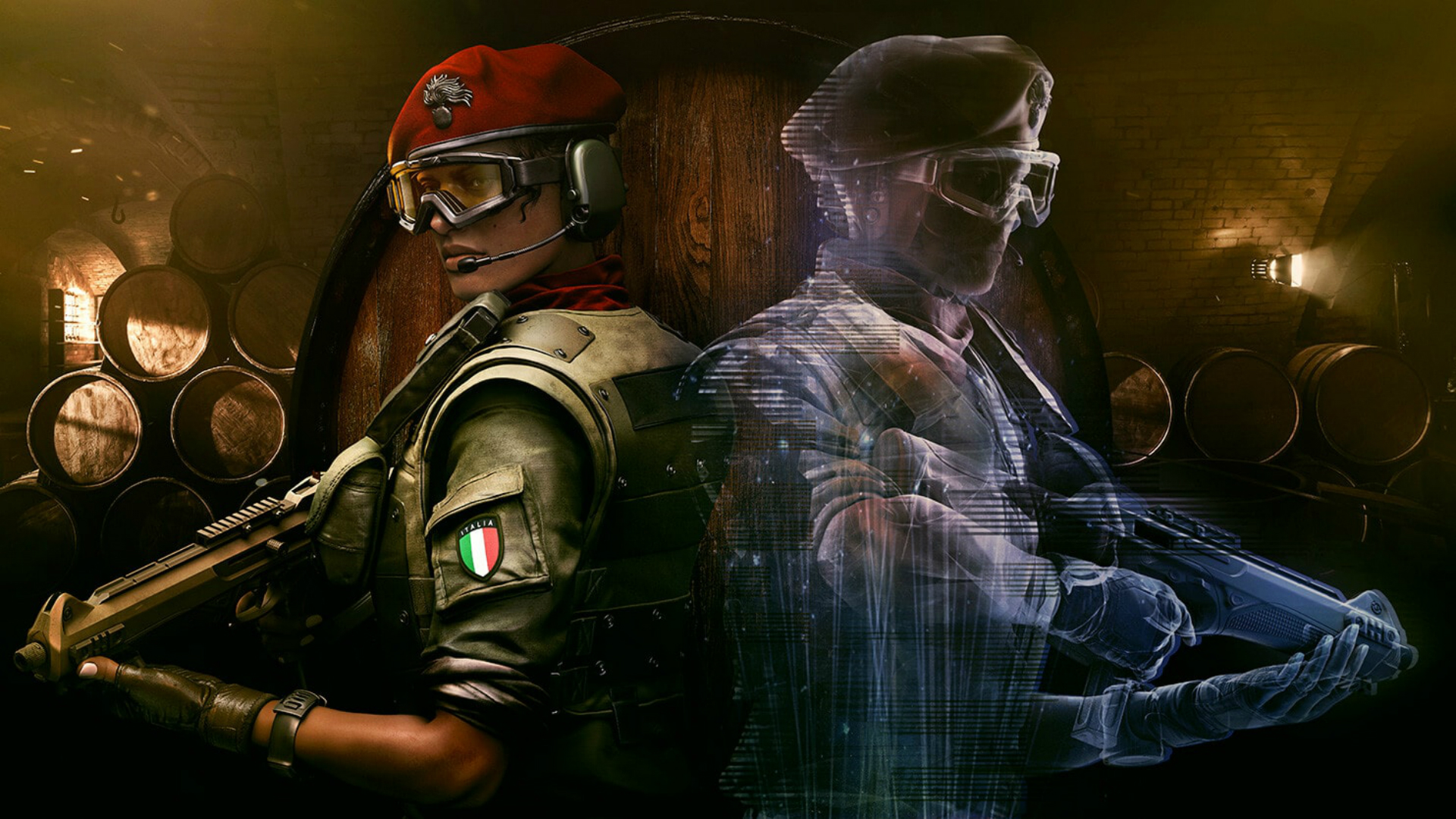 Rainbow Six Siege Year 4 Season 3 Gadget Details Leaked