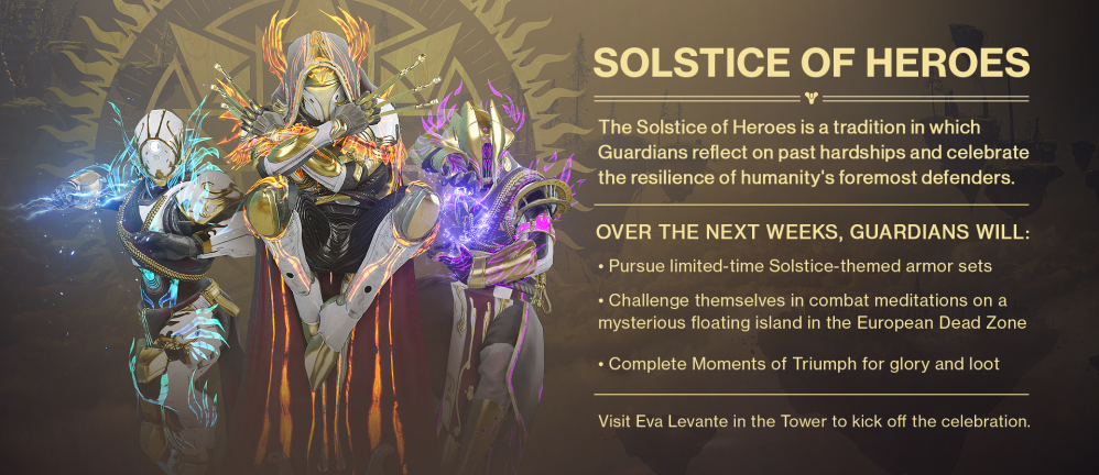 Destiny 2: Solstice of Heroes Year 2 - Complete Quest Guide