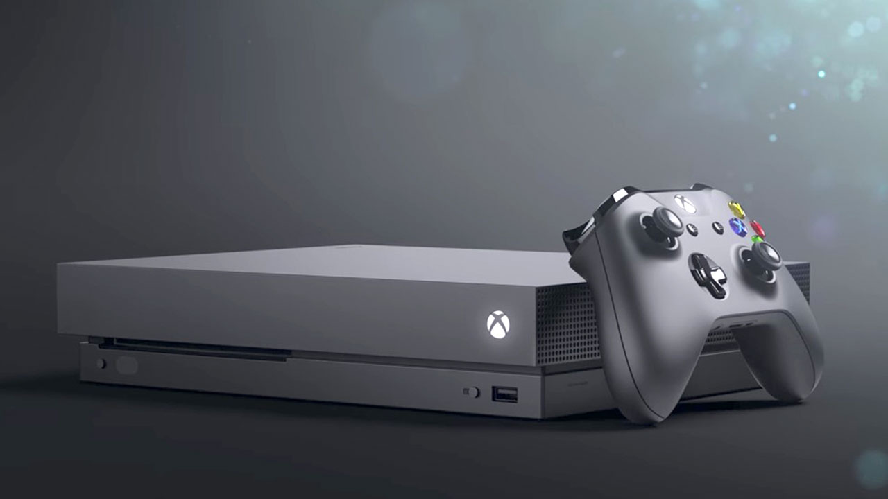 Xbox Project Scarlett could be a single console