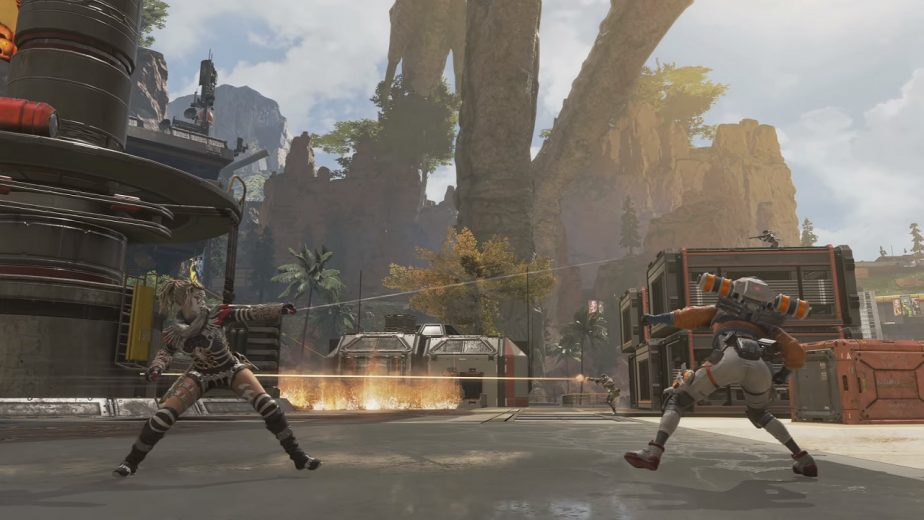 Apex Legends Bug Wraith Into the Void 2
