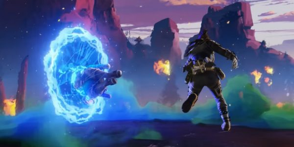 Apex Legends Bug Wraith Into the Void