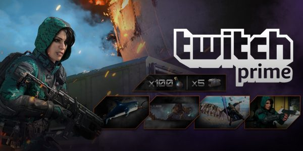 Call of Duty Black Ops 4 Twitch Prime Drop 4