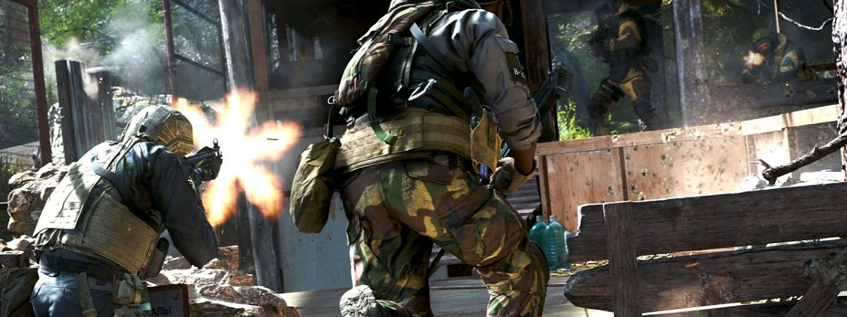 Call of Duty Modern Warfare Beta Dates Leak 2
