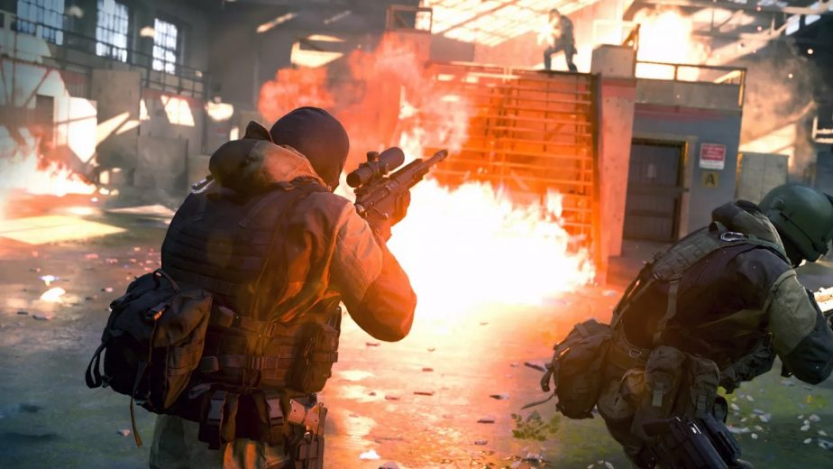 Call of Duty Modern Warfare Gameplay Revealed for Gunfight 2