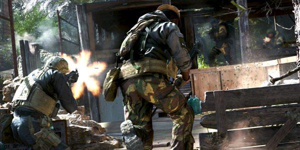 Call of Duty Modern Warfare Gameplay Revealed for Gunfight